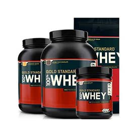 whey gold ctandart protein