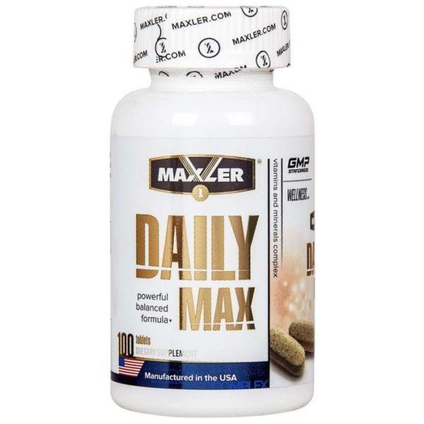Maxler Daily Max (100 таблеток)